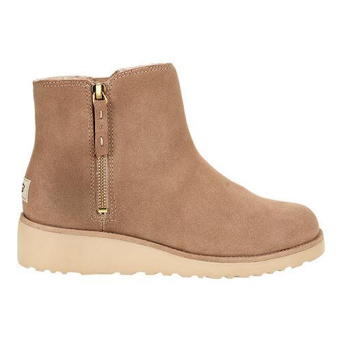 95a5d879c7e Shop Women s UGG Shala Bootie Fawn Suede - Free Shipping Today - Overstock  - 17185995