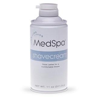 Medline Improved Design 11-ounce Shave Cream (Pack of 12)