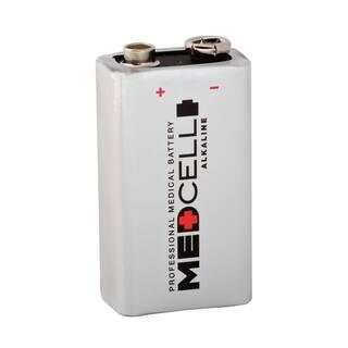 Medline MedCell Alkaline Batteries, 9 Volt (Case of 72)|https://ak1.ostkcdn.com/images/products/1930232/1930232/Medline-MedCell-Alkaline-Batteries-9-Volt-Case-of-72-P10249578.jpg?impolicy=medium
