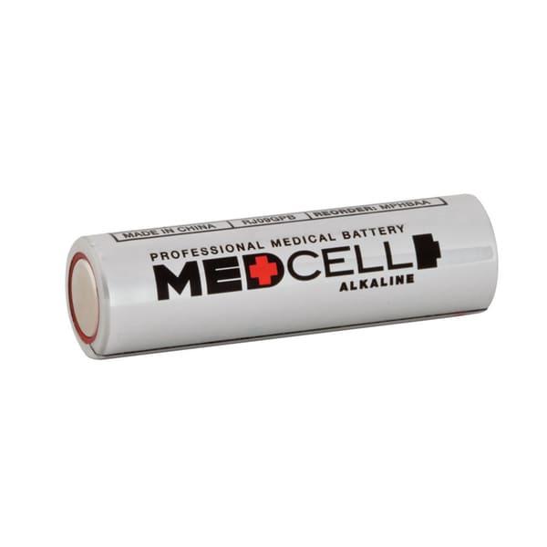 Medline MedCell Alkaline Batteries, AA (Case of 144)