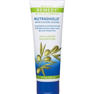 Medline Remedy Nutrashield 4-ounce Skin Protection Lotion (Pack of 12)