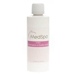Medline 4-ounce Tearless Shampoo (Case of 60)