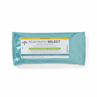 Medline Scented Anit-bacterial Disposable Washcloths (Case of 30)