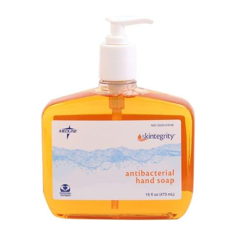 Medline Antimicrobial Soap 16 oz. (Pack of 12)