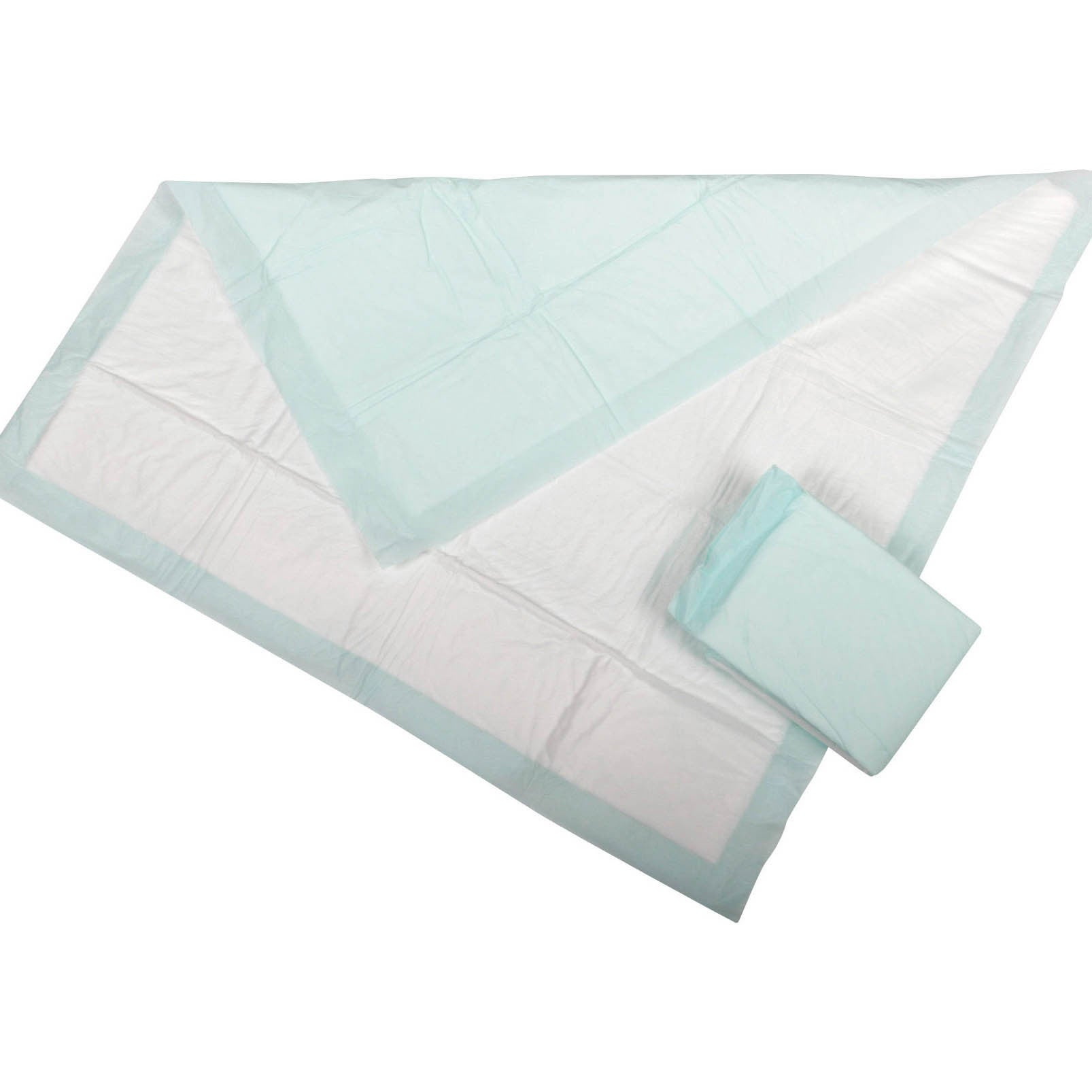medline Disposable Underpad Polymer Deluxe (Case of 75) (...