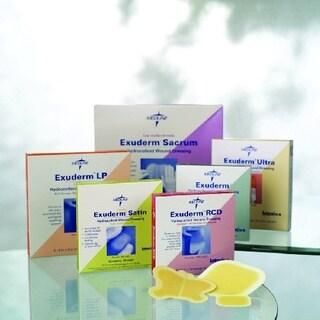 Medline Hydrocolloid Exuderm (Pack of 5)