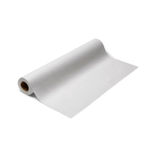 Medline White Standard 20-inches x 125-feet Exam Table Crepe Paper (Pack of 12)
