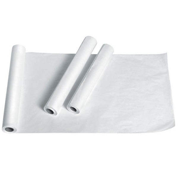 Medline Standard Smooth Exam Table Paper (Pack of 12)