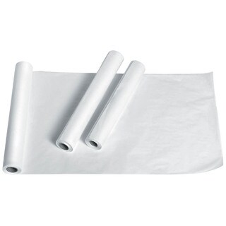 Medline Standard Crepe Exam Table Paper 18-inch x 125 feet (Pack of 12)