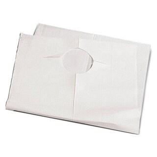 Medline Slip-on 19-inch x 35-inch Tissue/ Poly Bibs (Case of 150)