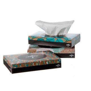 Medline Standard Box Facial Tissue (Case of 200)