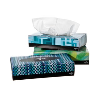 Medline Premium 2-ply Facial Tissue (Case of 36)