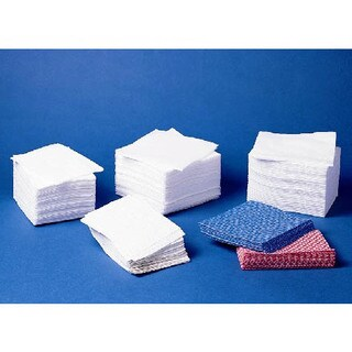 Medline Washcloth Disposable 12.5 inch x 14.2 inch (Case of 1080)