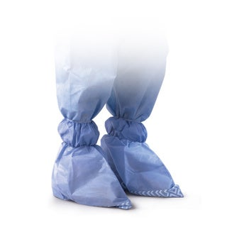 Medline Boot Cover Ankle-high Blue Regular (Pack of 300)