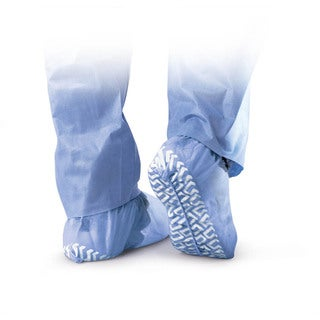 Medline Shoe Cover Non-Skid Sport size (Pack of 200)