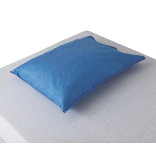 Medline Pillowcase SMS Blue 20 inch x 29 inch (Case of 100)