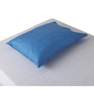 Medline Pillowcase SMS Blue 20 inch x 29 inch (Case of 100)