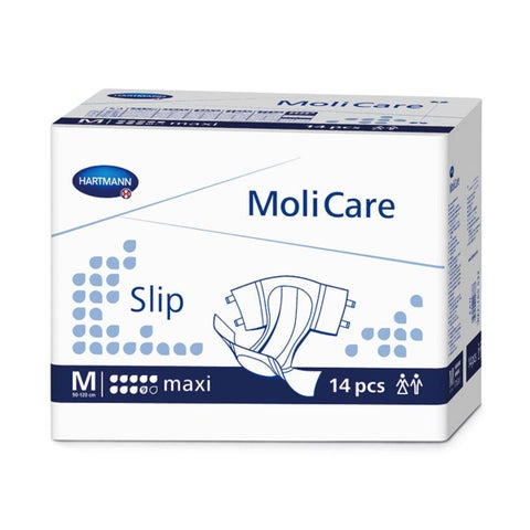 Medline Molicare 56-piece Super Medium Disposable Brief