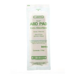 Medline Sterile 8 x 7.5-inch Abdominal Pad (bulk of 240)