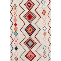 "Momeni Novogratz Olivia Multicolor Area Rug - 7'6"" x 9'6"""
