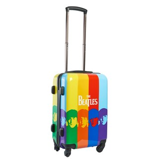 Ful Beatles 21 inch Spinner Carry On Suitcase