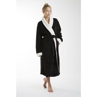 22dea1d880 Black Bathrobes