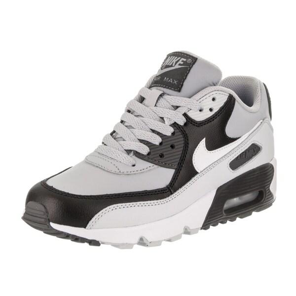 huge discount a2342 aca6c Nike Kids Air Max 90 LTR (GS) Running Shoe