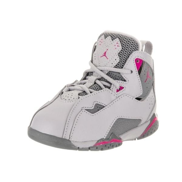 026cb4b88917 vôo Nike verdadeiro sapato basquete Gt Toddlers Jordan 7HAtHP4