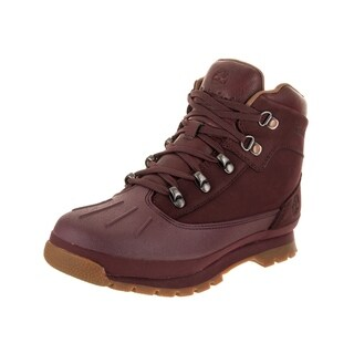 Timberland Kids Shell-Toe Euro Hiker Boot