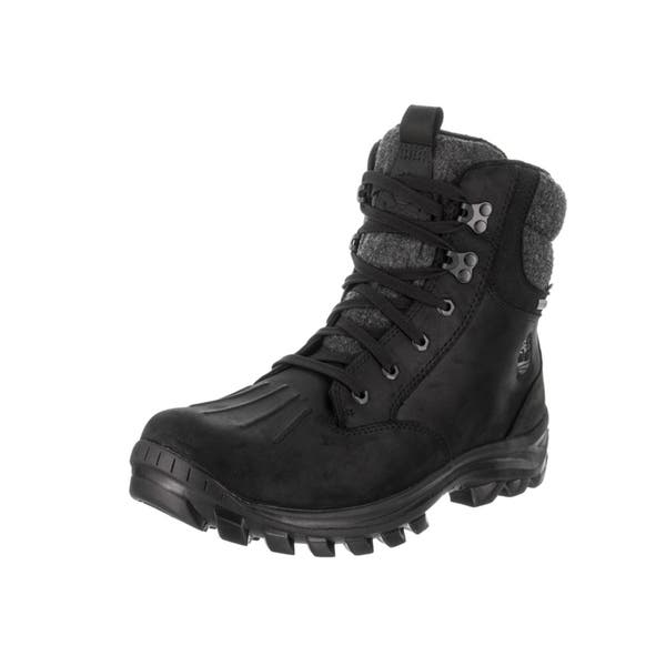 largest selection of 2019 official price half off Shop Timberland Men's Chillberg Mid Waterproof Boot - Free ...