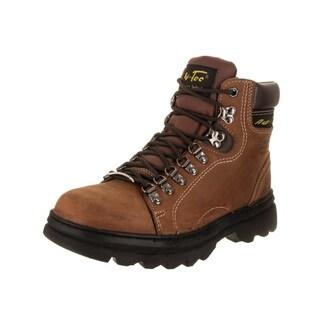 """AdTec Men's 6"""" Work Hiker Boot (Steel Toe) Boot"""