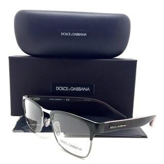 Dolce & Gabbana Green Gunmetal Women Eyeglasses DG1274 1279 53 18 140