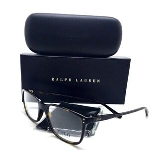 Ralph Lauren Tortoise Dark Havana Tort Women Eyeglasses PH 2139 5003 54 18 145