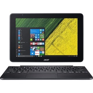 "Acer One 10 S1003-15NJ 10.1"" Touchscreen 2 in 1 Notebook - 1280 x 800 - Atom x5 x5-Z8350 - 2 GB RAM - 64 GB Flash Memory - Shal"