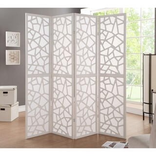 ACME Aerona Room Divider in White