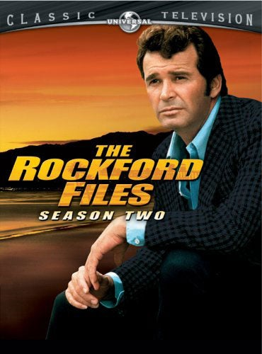 The Rockford Files: Season 2 (DVD)