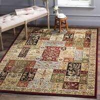"Safavieh Lyndhurst Traditional Multicolor/ Ivory Rug - 3'3"" x 5'3"""