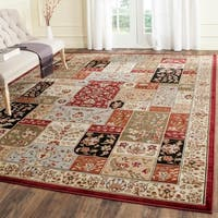 Safavieh Lyndhurst Collection Traditional Multicolor/ Ivory Rug - 8' X 11'