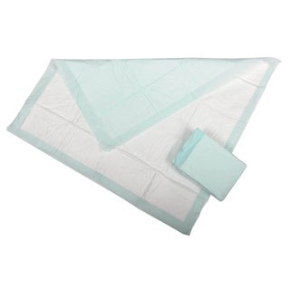 Medline Underpad, Disposable, Polymr, Dl (Case of 50)
