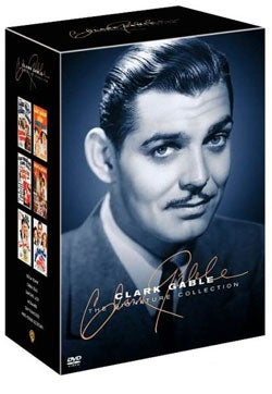 Clark Gable: The Signature Collection (DVD)