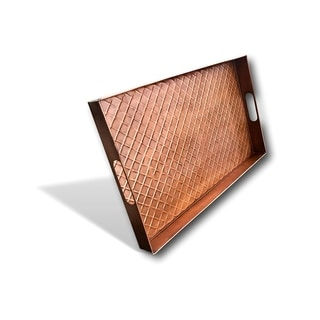 """Multi-Purpose Large Boot and Shoe Tray - Copper 23"""" Boot Tray"""