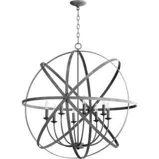 Celesti 8-light Sphere Chandelier