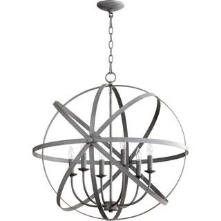 Celesti 6-light Sphere Chandelier