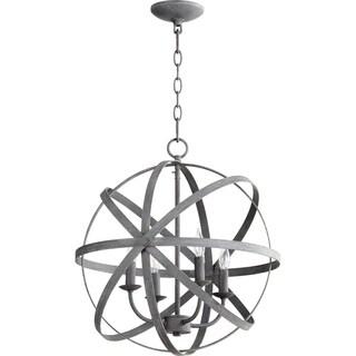 Celeste 4-light Sphere Chandelier
