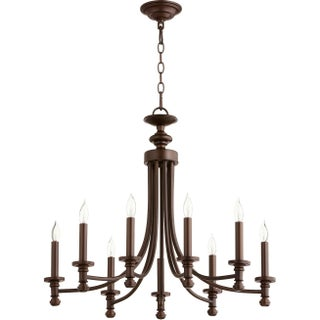 Rossington 9-light Chandelier (5 options available)