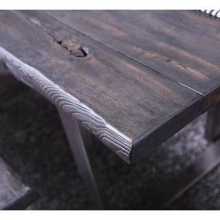 Carbon Loft Bern Rustic 76-inch Dining Table