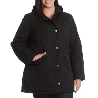 Women's Plus Size Thermal Insulated, Ventex Washable Jacket