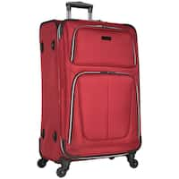 Kenneth Cole Reaction 'Lincoln Square' 28-inch Lightweight Expandable 4-wheel Spinner Suitcase