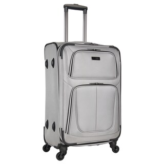 Kenneth Cole Reaction 'Lincoln Square' 24-inch Lightweight Expandable 4-wheel Spinner Softside Suitcase