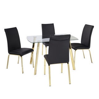 63bf9733c68 Buy Glass Kitchen   Dining Room Tables Online at Overstock